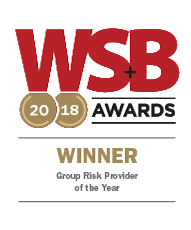 WSB Awards 2018 - Group Risk Provider of the Year